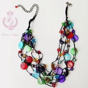 Premier Designs~  Spectrum Necklace